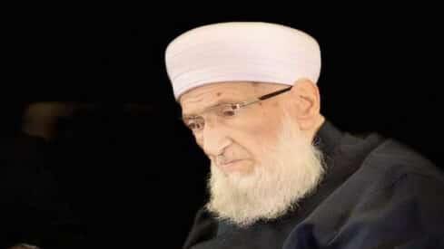 الشيخ محمد الصابوني