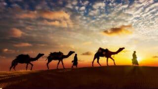 الهجرة النبوية من مكة إلى المدينة