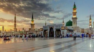 توسعات المسجد النبوي عبر التاريخ
