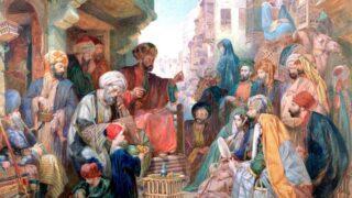 لوحة من القرن 19