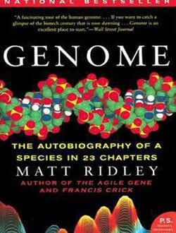 الجينوم – مات ريدلي