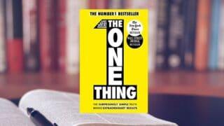 كتاب الشيء الوحيد