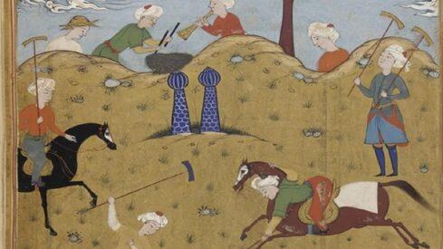 عالم الرياضة في الحضارة الإسلامية 1