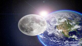الشمس والقمر