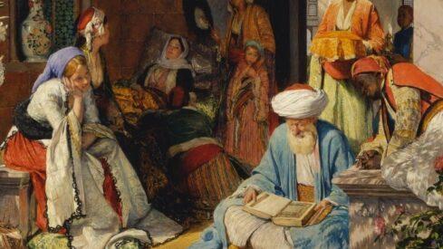 لوحة تاريخية