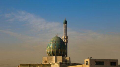 مسجد عتيق ببغداد