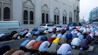 Juma'h prayer