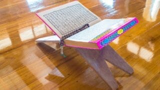 The noble Quran from Allah