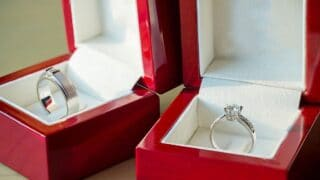 Dowry and wedding ring